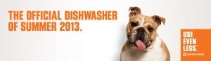 4. Use Even Less dishwasher