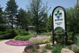 Denver Water xeriscape demonstration garden