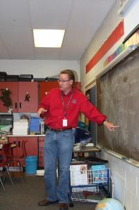 Matt Bond, Denver Water's youth education manager