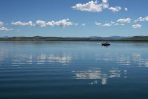 Antero Reservoir, June 2009