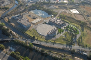 The Denver Water Recycling Plant, pictured here, celebrates a decade of service.