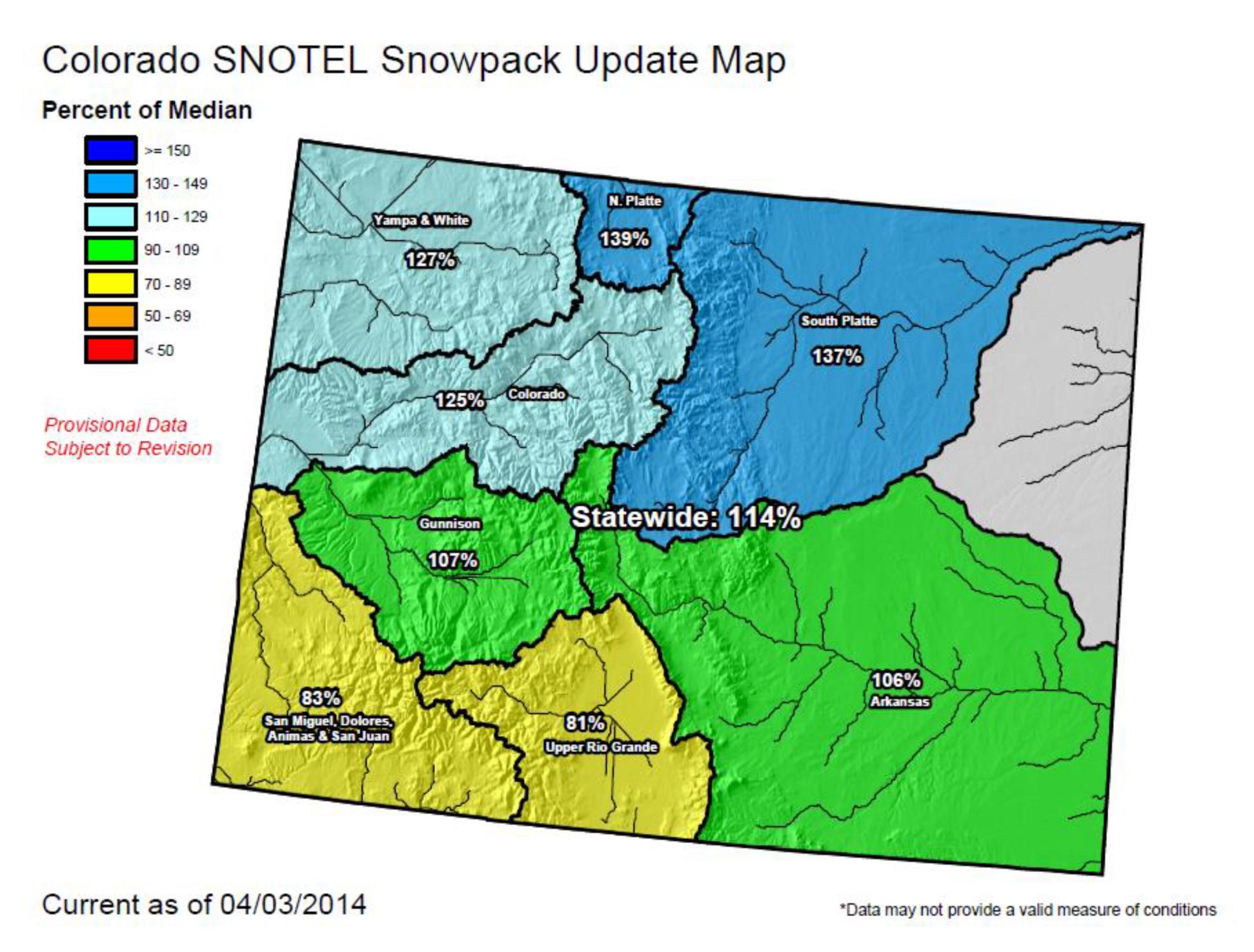 Watershed  Mile High Water Talk