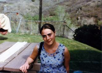 Jessica Backporch sun