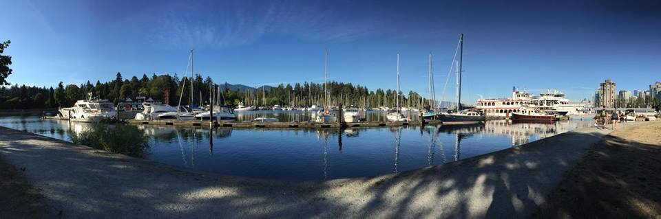 stanley park pano