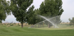 Denver uses recycled water for irrigation at City Park Golf Course and 34 other parks.