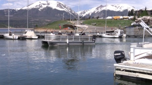 Dillon and Frisco Marinas adjust to Dillon Reservoir's changing water levels every summer.