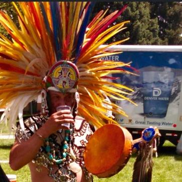 "Photo from Servicios de la Raza's 2015 ""Xulpantla"" event at Columbus Park in Denver."