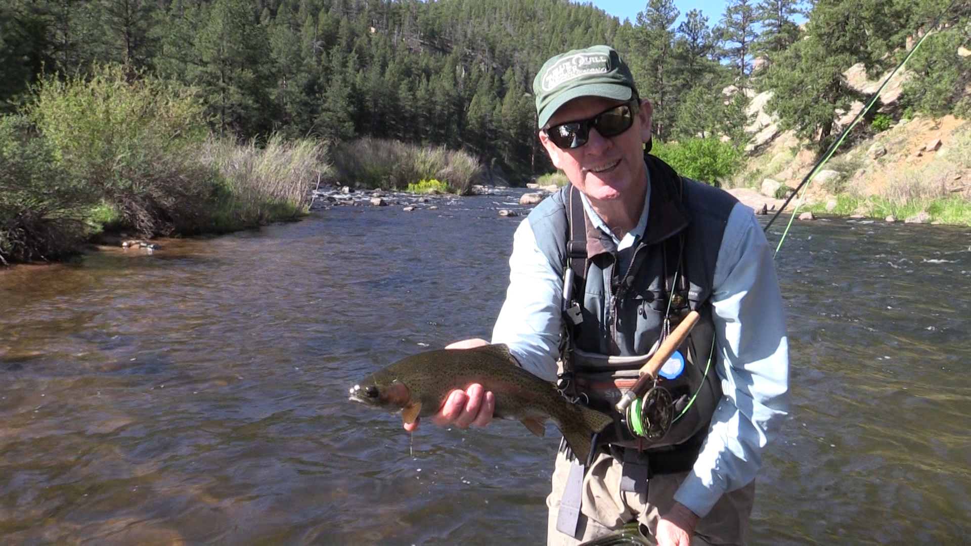 South platte river mile high water talk for Denver fly fishing guides